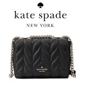 NWT Kate Spade mini emelyn Briar Lane quilted bag